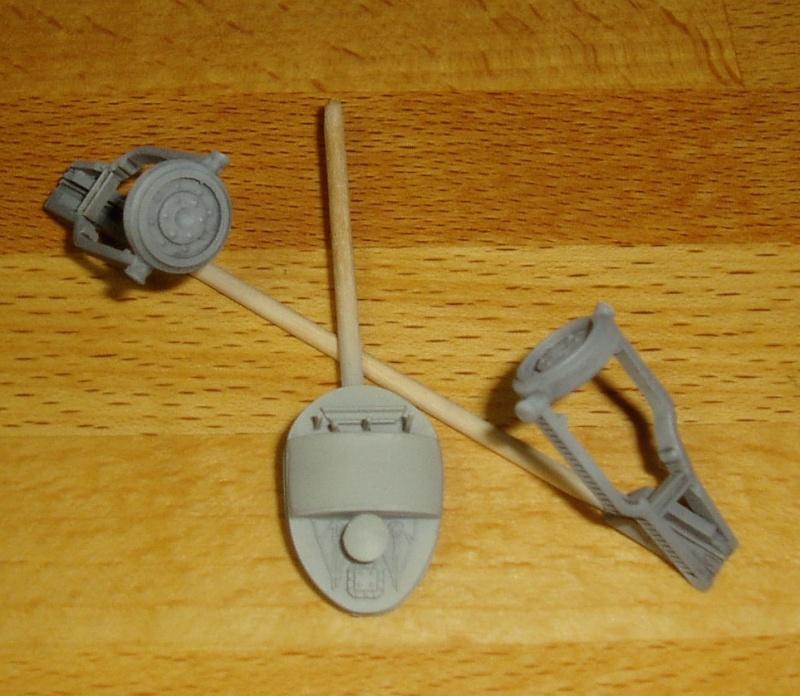 Republic Gunship 1/175eme Access10