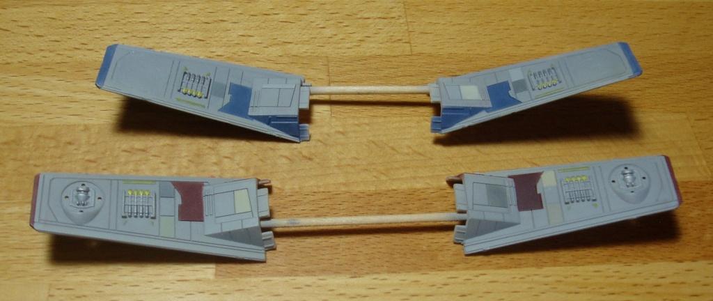 Republic Gunship 1/175eme Ailes_13