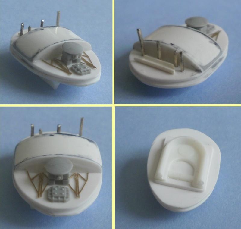 Republic Gunship 1/175eme Dome10