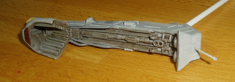 Republic Gunship 1/175eme Laat_c13