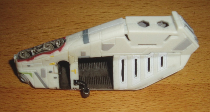 Republic Gunship 1/175eme Laat_i10