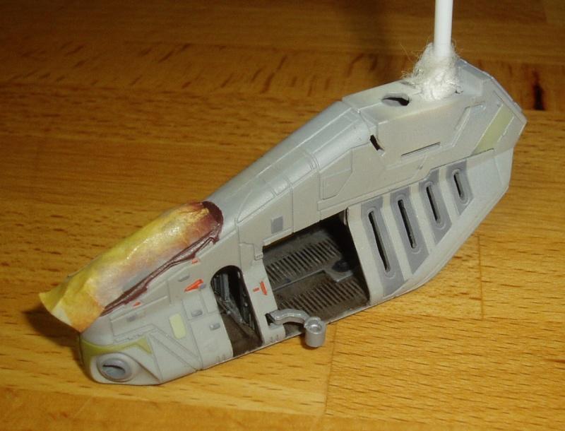 Republic Gunship 1/175eme Laat_i12