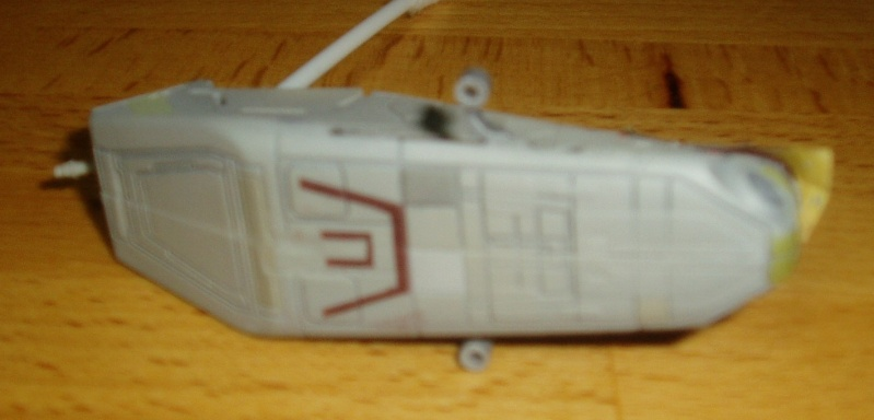 Republic Gunship 1/175eme Laat_i13