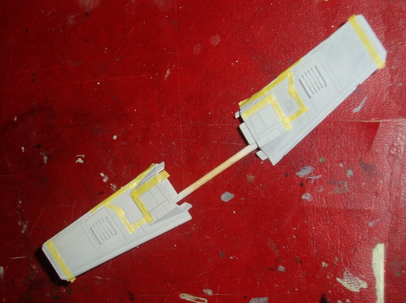 Mini Republic Gunship Revell - versions Infantrie & Cargo Masqua10