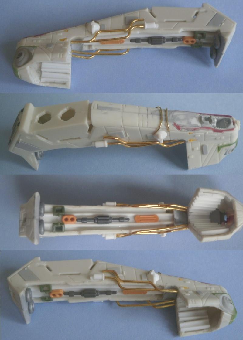Republic Gunship 1/175eme Sans_t12
