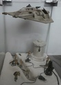 Diorama HOTH - SWMiniatures - Snowspeeder P1150011