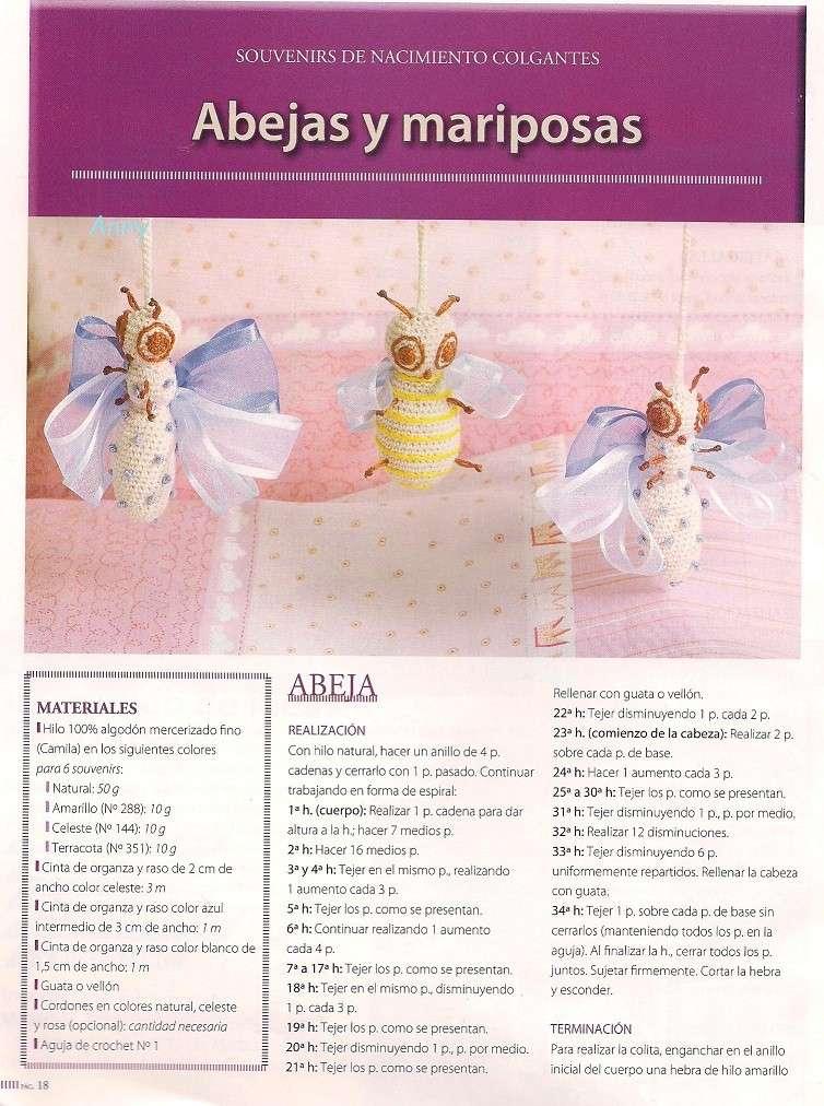 Abejas y Mariposas. Abejas10