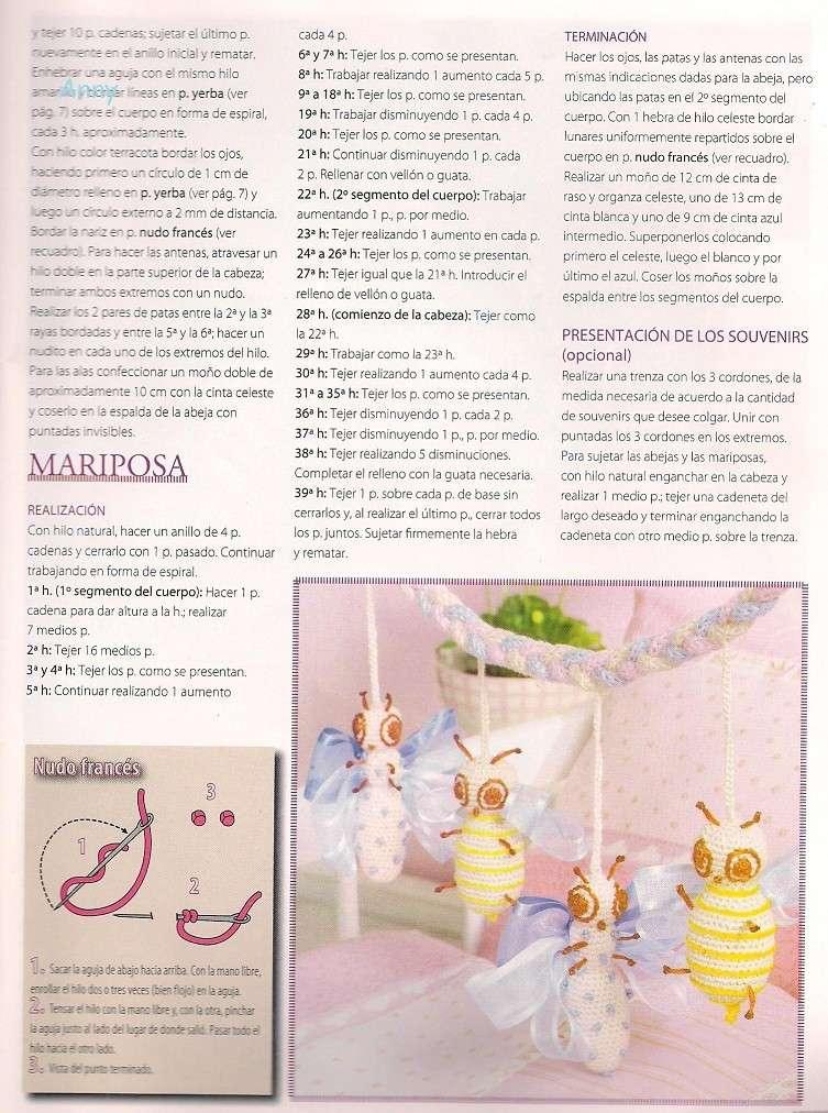 Abejas y Mariposas. Abejas12