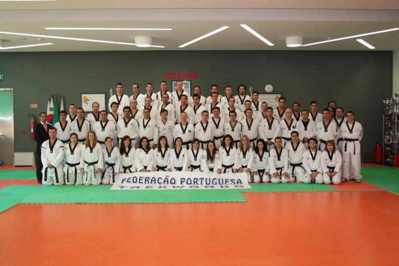 Curso de Treinadores 1º Nível-Centro de Estágio de Rio Maior Imagem10
