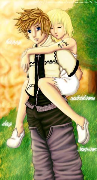 Fan Art de Sora Roxas-10