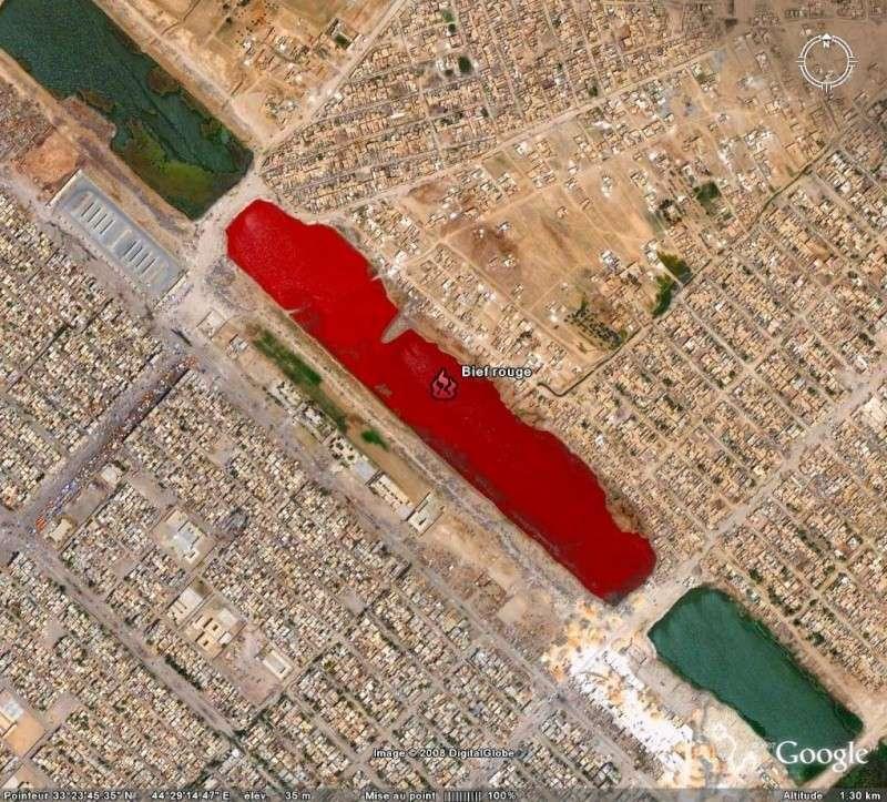 Bief rouge à Bagdad - Iraq [C'est quoi ?] Bief11
