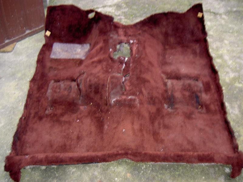 Restauration d'un plancher de XJ Pict3625