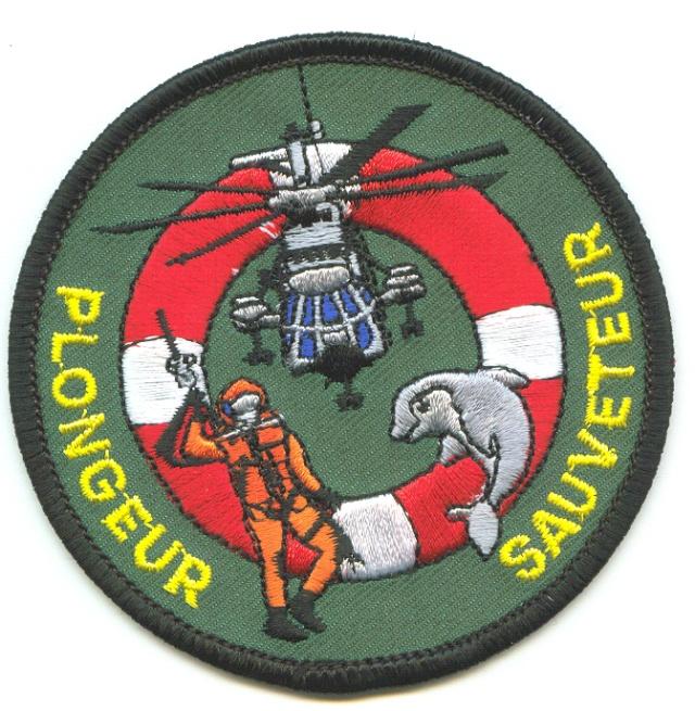 [Aéronavale divers] Insigne de plongeur hélicoptère 1112