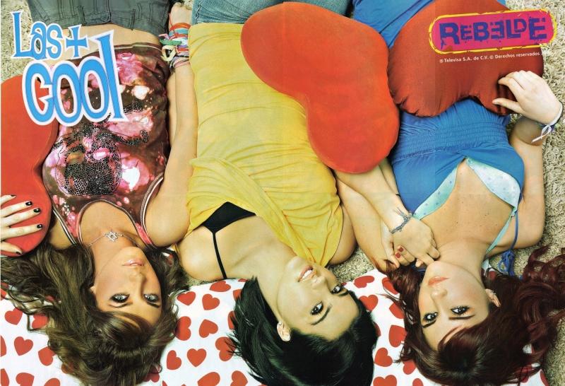 Anahi,Dulce y Maite 63610