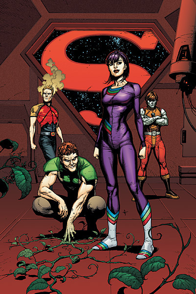 Action Comics [Série] 8877_410