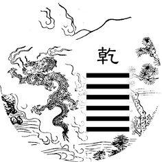Lecture Yi King Richard Wilhelm traduit Perrot (Yi jing commentaire Ta Tchouan) 01__fo10