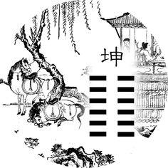Lecture Yi King Richard Wilhelm traduit Perrot (Yi jing commentaire Ta Tchouan) 02_iii10