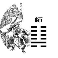 Lecture Yi King Richard Wilhelm traduit Perrot (Yi jing commentaire Ta Tchouan) 07_i_i10