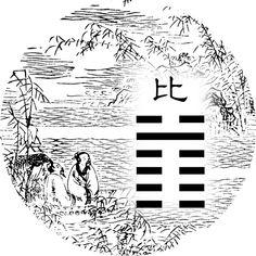 Lecture Yi King Richard Wilhelm traduit Perrot (Yi jing commentaire Ta Tchouan) 08_iii10