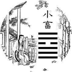 Lecture Yi King Richard Wilhelm traduit Perrot (Yi jing commentaire Ta Tchouan) 09__i_10
