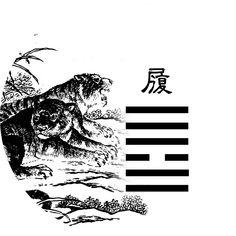 Lecture Yi King Richard Wilhelm traduit Perrot (Yi jing commentaire Ta Tchouan) 10_i__10