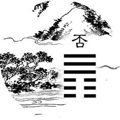Lecture Yi King Richard Wilhelm traduit Perrot (Yi jing commentaire Ta Tchouan) 12_iii10