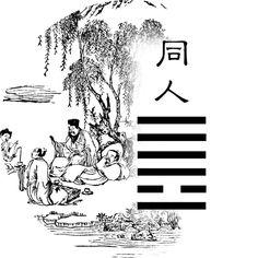 Lecture Yi King Richard Wilhelm traduit Perrot (Yi jing commentaire Ta Tchouan) 13_i_c10