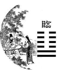 Lecture Yi King Richard Wilhelm traduit Perrot (Yi jing commentaire Ta Tchouan) 19_iii10