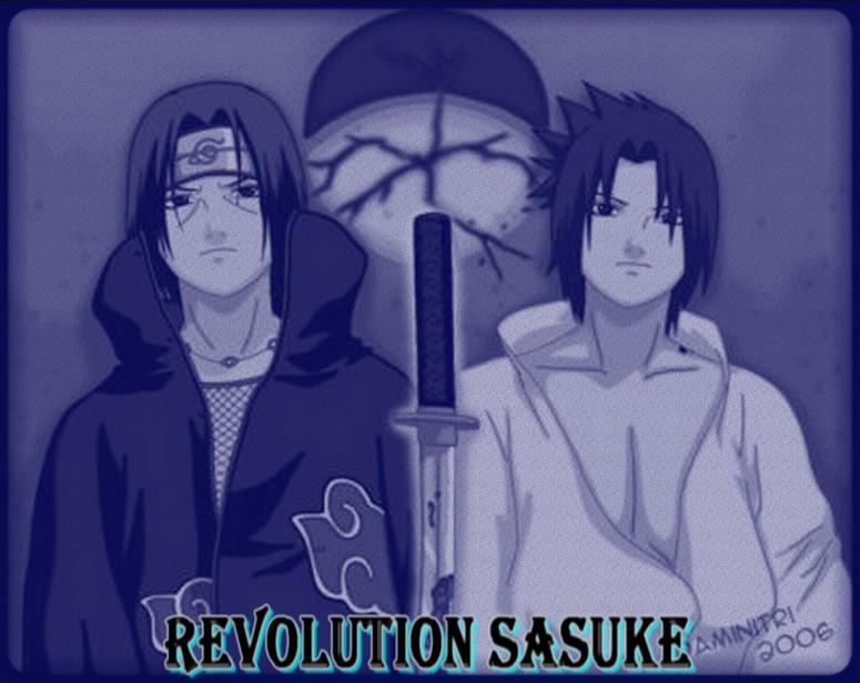 Revolution Sasuke