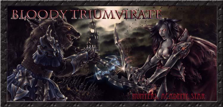 Bloody Triumvirate