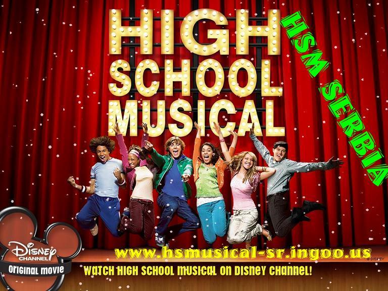 High School Musical Serbia