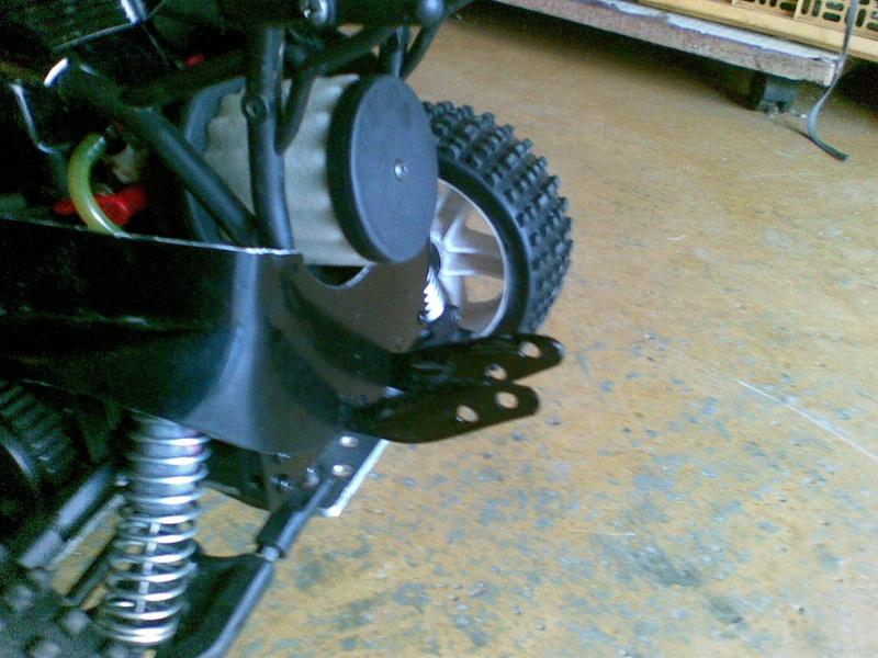 wheelie bar Photo110