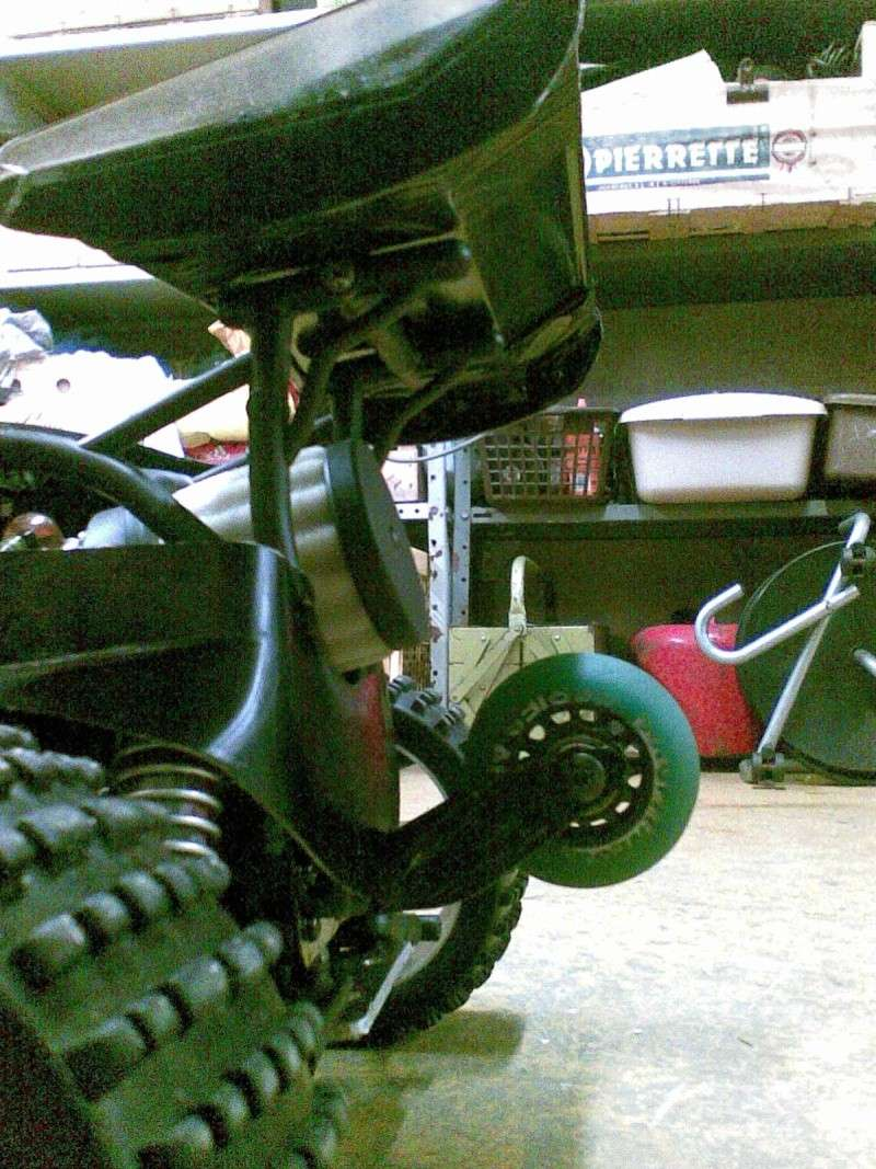 wheelie bar Photo111