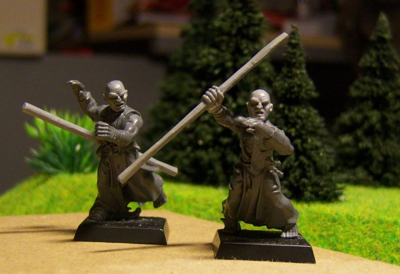Eastern Promises - Battle Monks of Cathay warband Monks210
