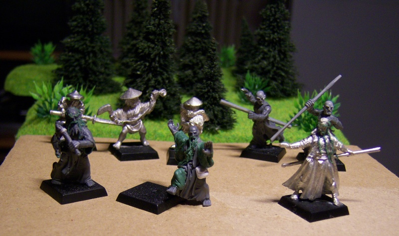 Eastern Promises - Battle Monks of Cathay warband Monks_10
