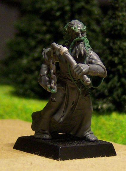 Eastern Promises - Battle Monks of Cathay warband Mystic11