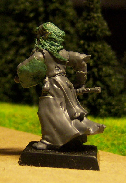 Eastern Promises - Battle Monks of Cathay warband Mystic13