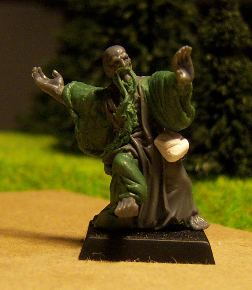 Eastern Promises - Battle Monks of Cathay warband Mystic15