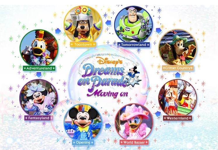 [Tokyo Disneyland] Parte de la carroza de Buzz Lightyear cae Dreams11