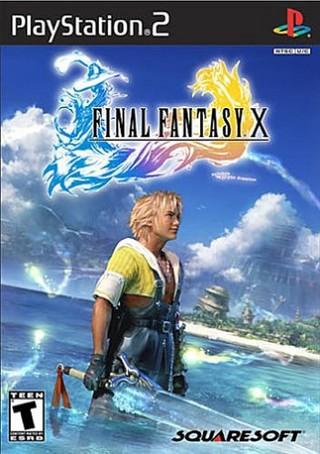 Final Fantasy X [NTSC] Box-l10