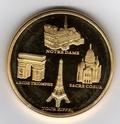 Paris (75000) Ville de Paris Générique K03510