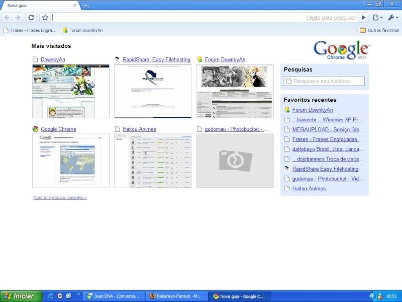 Google Chrome Imagem10