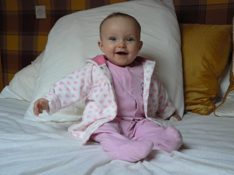 Photos de nos bébés à 7 mois P1080310