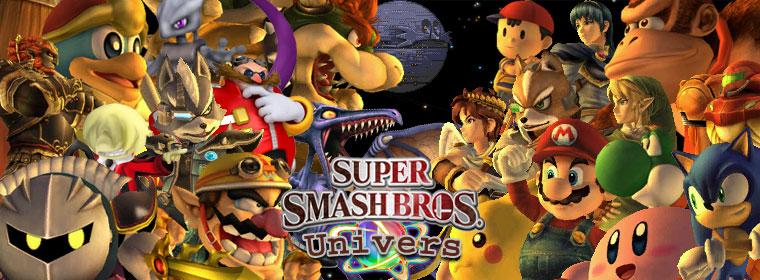 Super Smash Bros Univers Ssbu10