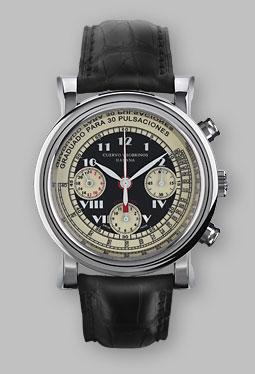 Montres Cuervo y Sobrinos - Plaisirs horlogers de Cuba 3012-110