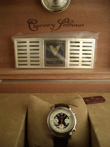 Montres Cuervo y Sobrinos - Plaisirs horlogers de Cuba Cuervo12