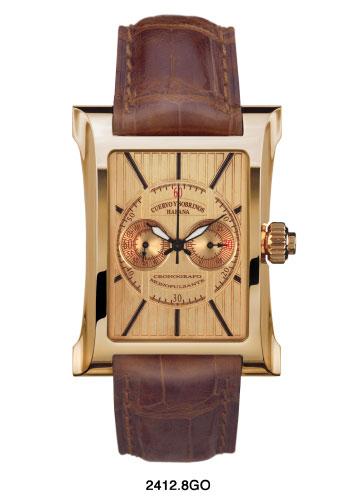 Montres Cuervo y Sobrinos - Plaisirs horlogers de Cuba Gp200711