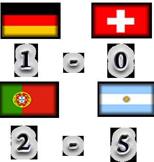 TABLA DE POSICIONES Result10