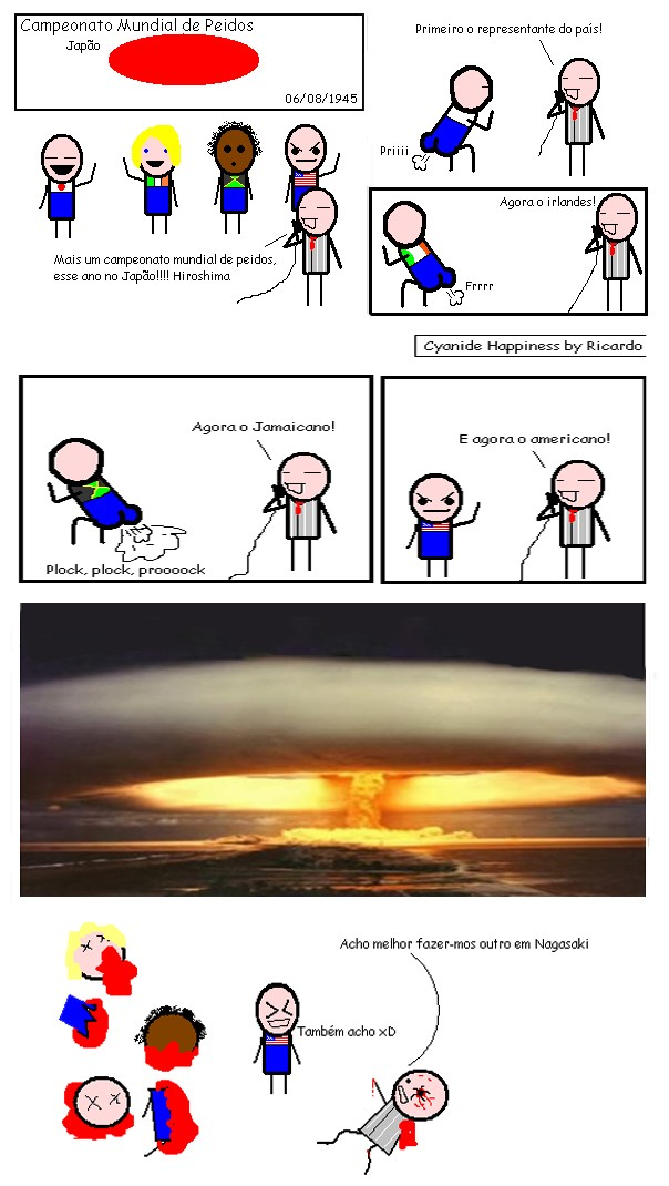 Cyanide and Hapiness Campeo10
