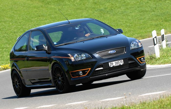 Ford Focus ST Ford-f10
